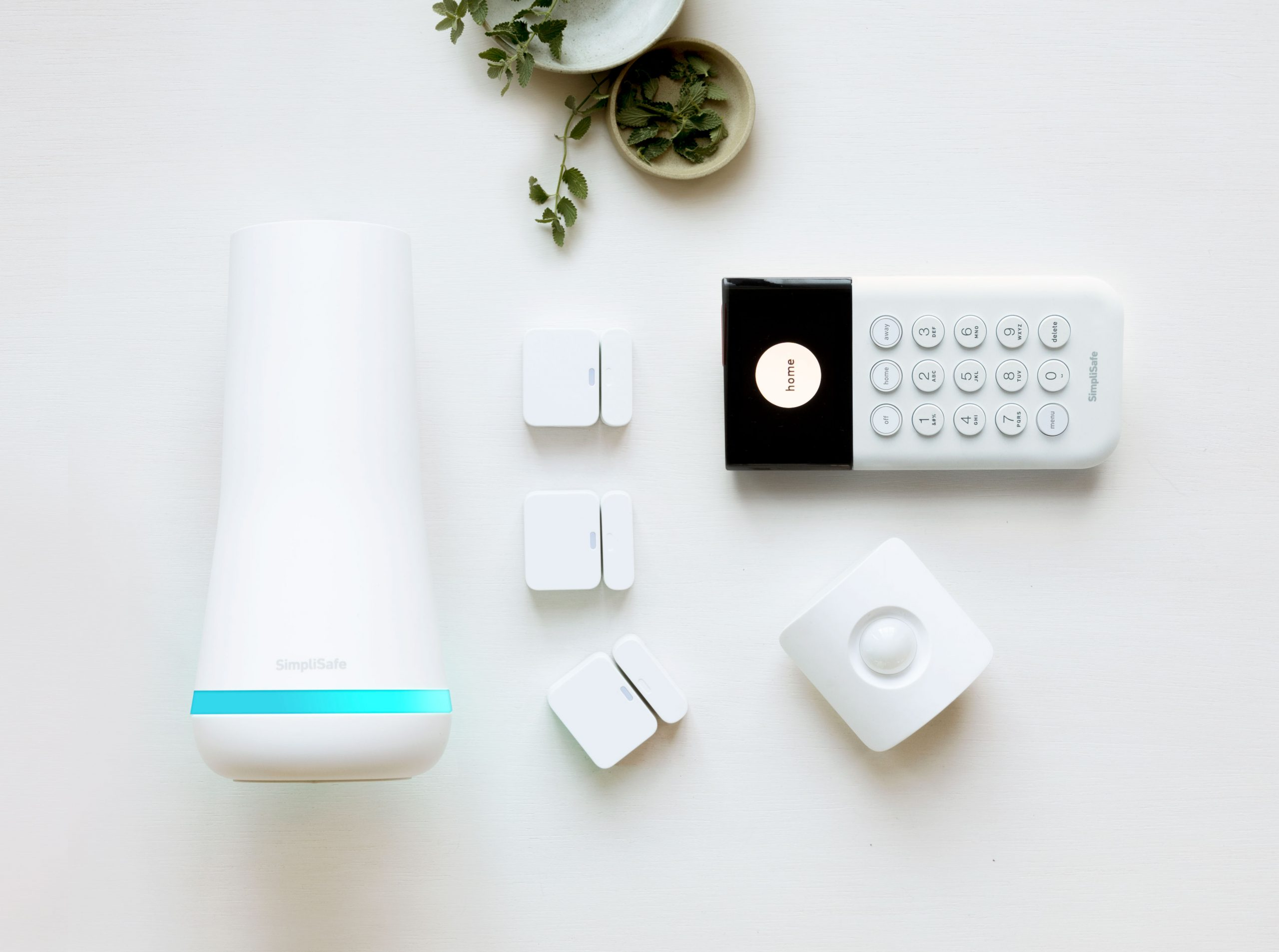SimpliSafe Wireless Alarm System